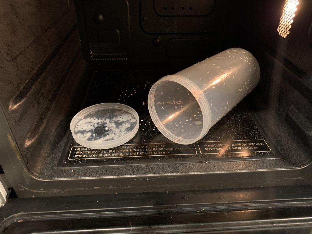 ヨーグルトメーカー煮沸消毒
